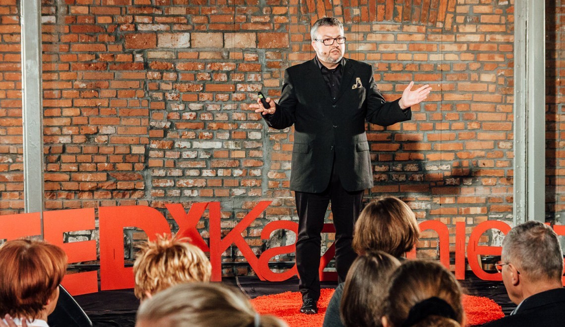 See what is going on TEDxKazimierz 2016