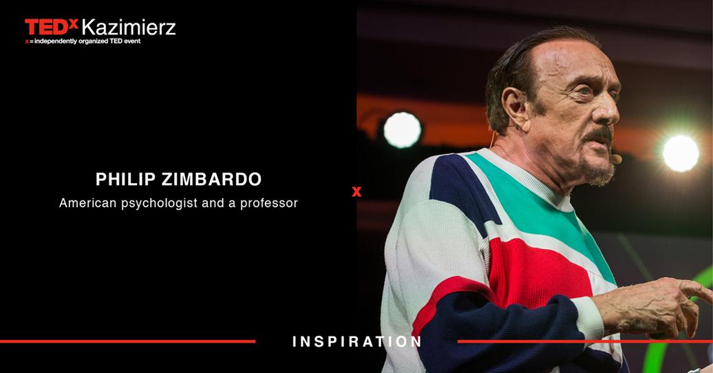 #1 prof. Philip Zimbardo